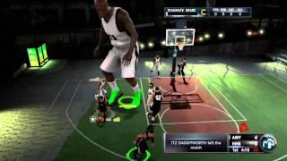 NBA 2K11 25 Foot Tallest 99 Uncap My Player