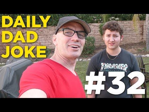 Daily Dad Joke #32 - Cardi B