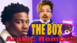ريمكس إنساي + ذا بوكس  بموسيقى عربية 😍ARABIC THE BOX REMIX