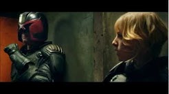 Dredd - There's 10 of us and only 2 of you.