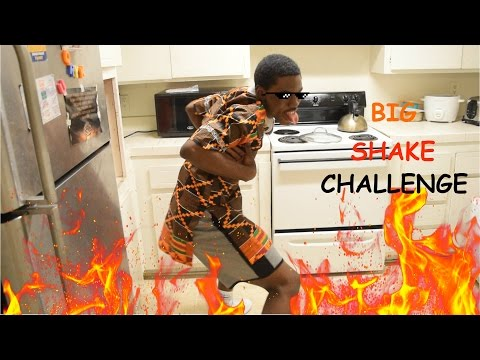 Big Shake Challenge!