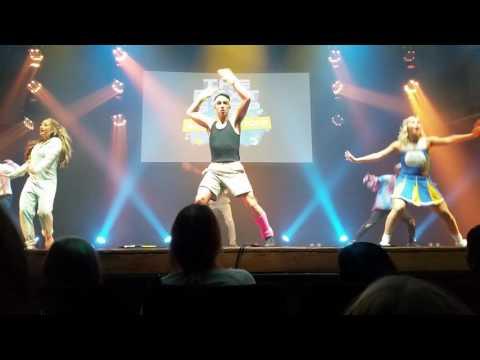 TNS Wild Rhythm Step 2 - Happy, Royal concert hall, Nottingham