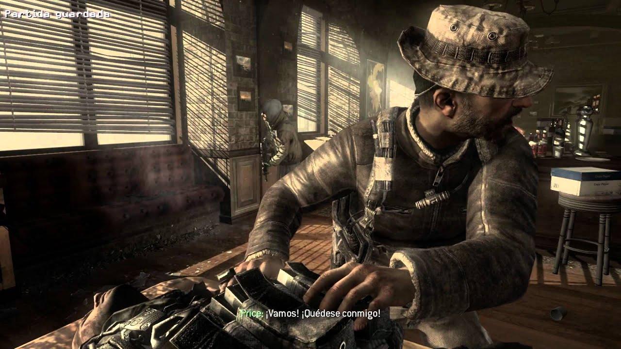 Ww2 Hd Wallpaper Call Of Duty 8 Modern Warfare 3 Acto 2 Mision 6 Hermanos