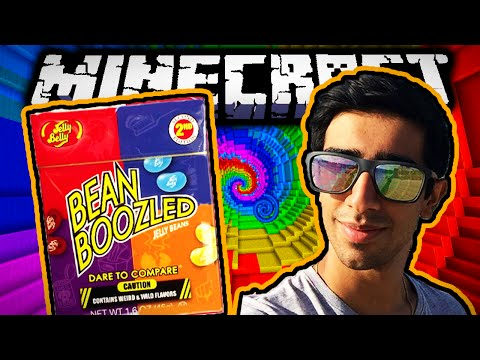 BEANBOOZLED REVERSE DROPPER CHALLENGE IN MINECRAFT