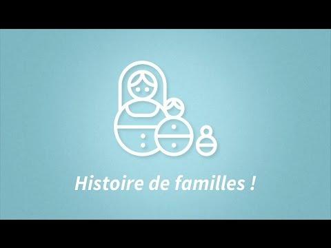 Histoire de familles