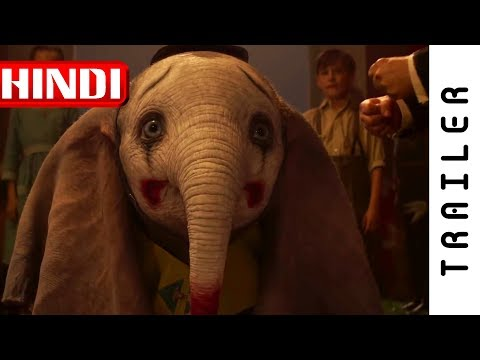 Dumbo (2019) Official Hindi Trailer #1 | Official Dubbed Trailers
