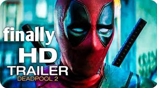 DEAD POOL 2 || Trailer in 1080P HD