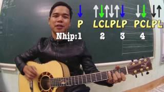 [Guitar] Palm Ballad áp dụng Lạc Trôi Sơn Tùng MTP