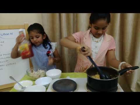 Jagapoka kuboose (kids cookery Malayalam)