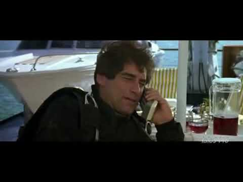 The living Daylights with John Barry music (Hercules Take Off)