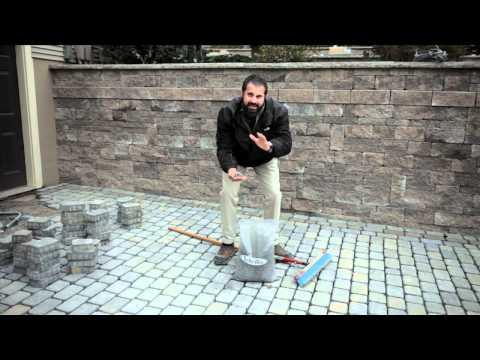 Scellant et sable polym re pour pav doovi - Joint polymere pour pave ...