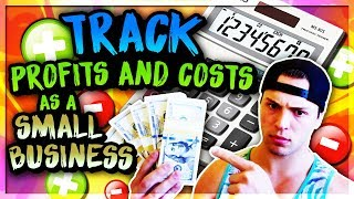 How To Track All Your Profit & Costs As A Small Business Or Entrepreneur