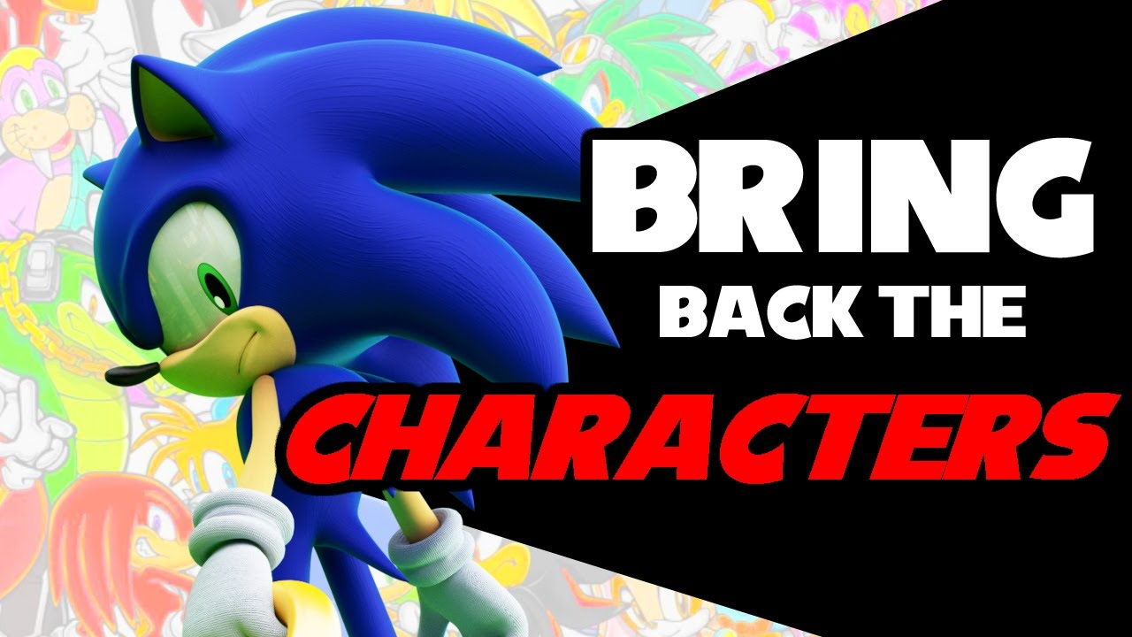 SEGA Confirms New Sonic Game In Development, Will Be ...