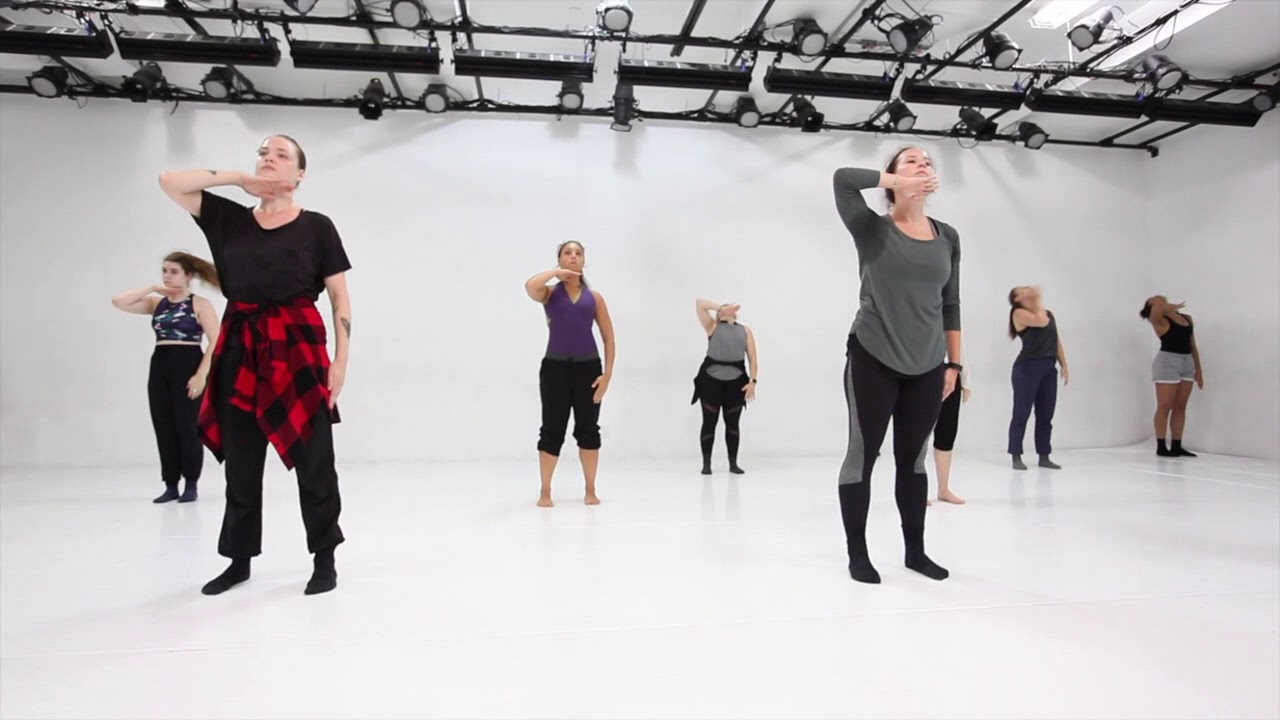 Contemporary Dance Experience Workshop/Audition