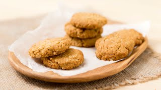 Thermomix ANZAC Biscuits