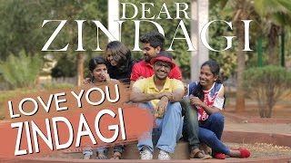 Download Hindi Video Songs - Love You Zindagi - Dear Zindagi ( Cover Song ) | Zubin Paul | Alia | Shah Rukh | Amit | Kausar M