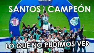 Santos VS Toluca Final 2018
