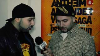 Marpha Hip-Hop (Ep 1 - Sez 3) Praetor, Antobeats, Chica Con Canna &amp Mihnea (Bro News)