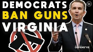 STATE OF EMERGENCY DECLARED: Democrats Ban Guns in Virginia Ahead of 2A Rally | Slightly Offens*ve