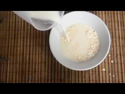 Menu Diet Cara Mudah Membuat Oatmeal Sehat Untuk Sarapan Diet Youtube