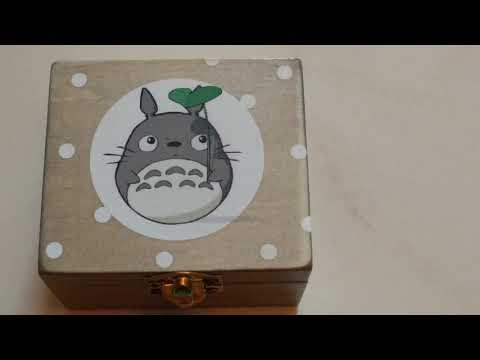 Totoro Music Box