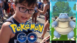 POKEMON GO IN KIJKDUIN !! | Pokémon GO