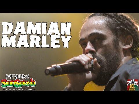 Damian Marley - Make It Bun Dem / Set Up Shop / More Justice @ Rototom Sunsplash 2016