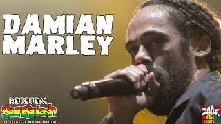 Damian Marley Make It Bun Dem Set Up Shop More Justice Rototom Sunsplash 2016
