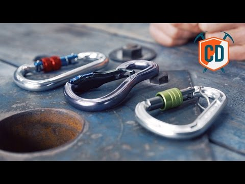 What's The Best Carabiner For Use With Belay Devices? | Climbing Daily, Ep. 581