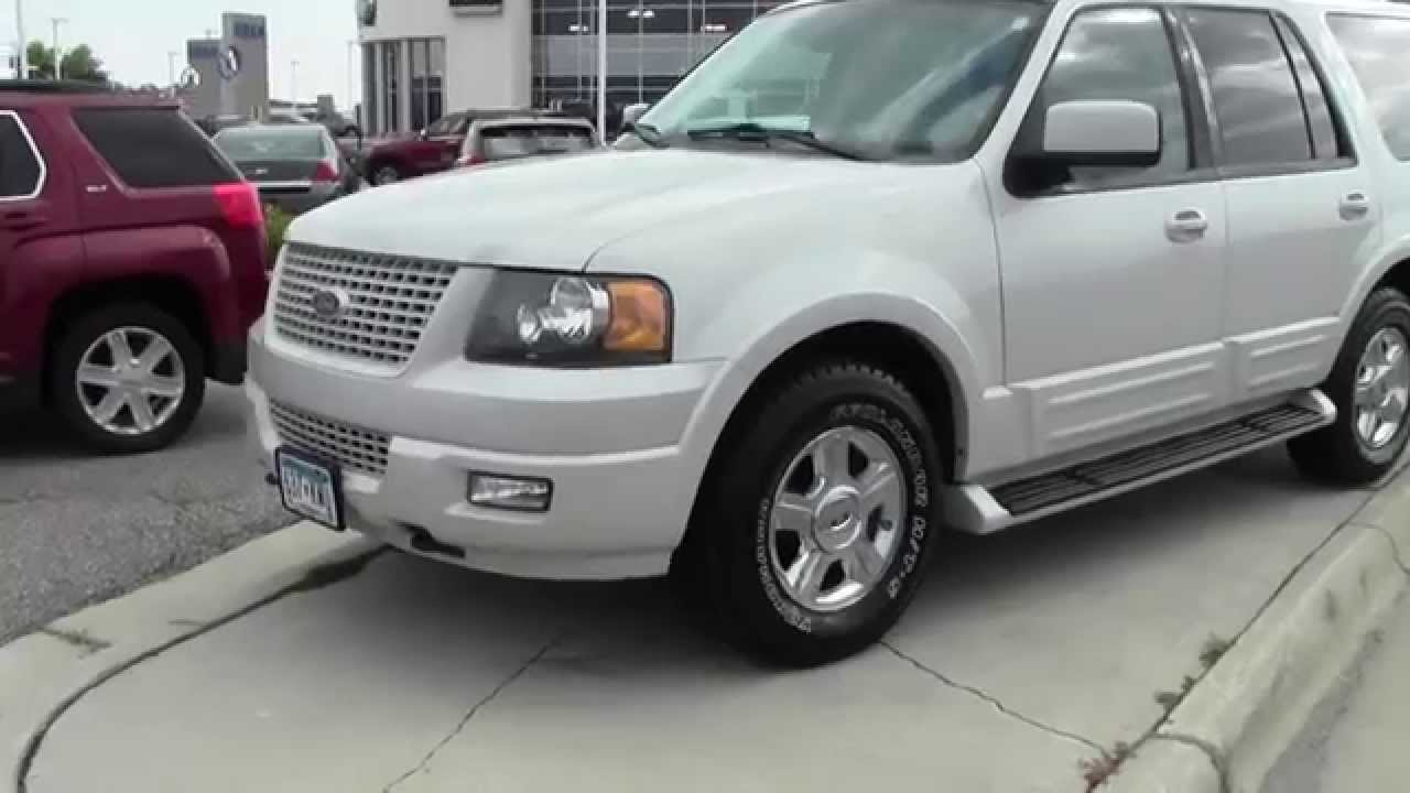 Ford Expedition Limited WD I YouTube - 2005 expedition