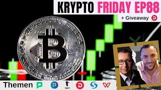KRYPTOWÄHRUNG News I Krypto Friday Ep88: Masternode & Bitcoin News deutsch I Kryptowährung verstehen