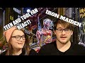 TEEN AND TOOL FAN REACT TO CAUGHT SOMEWHERE IN TIME BY IRON MAIDEN