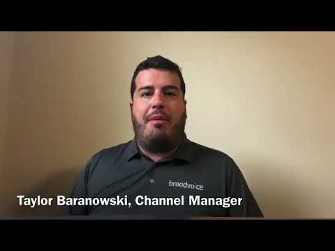 Cloud on the Clock UCaaS: Broadvoice Response