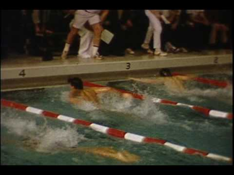 Mark Spitz 200 Butterfly finals 1971 NCAA Swimming Championship