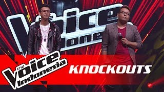 Matthew vs Daniel | Knockouts | The Voice Indonesia GTV 2018 thumbnail