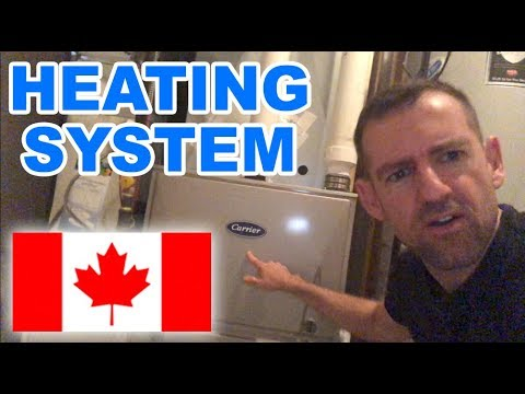Heating System In Canada