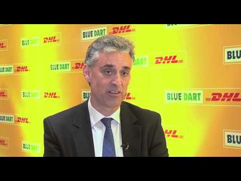 Deutsche Post DHL CEO on e-commerce and India investments | Q&A