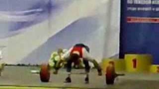 Апти Аухадов, чемпион и рекордсмен Европы среди юношей
