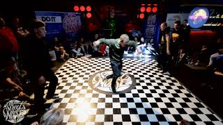 Bielskill vs Nothing 2 Lose  | Bitwa o 3 Miejsce Bboying Old 2vs2 - Street Noise 2019