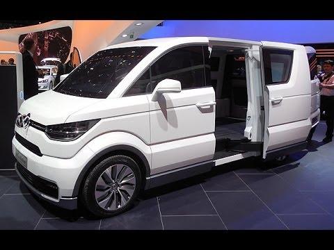 Volkswagen e-Co-Motion T6 2016