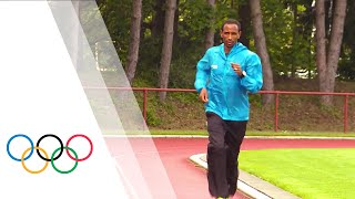 Yonas Kinde - The Ethiopian refugee targeting Olympic glory | Refugee Olympic Team