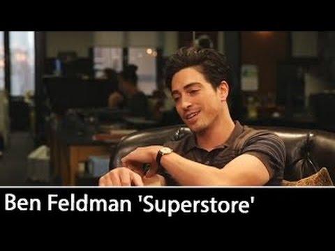 Ben Feldman on 'Superstore'   September 2016