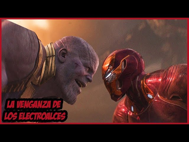 La Razón por la que Thanos Le TEME a Tony Stark – Avengers Infinity War -