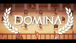 DOMINA #1 - Vycvič si vlastního gladiátora! [CZ / Česky]