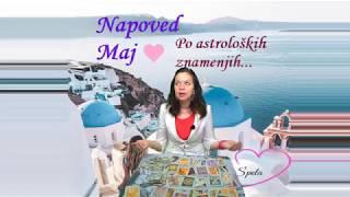 #ŠpelaNapoveduje 01  Napoved Maj 2019 - po astroloških znamenjih