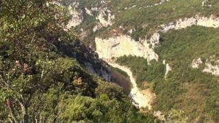 Ardèche - Rocher d'Autridge