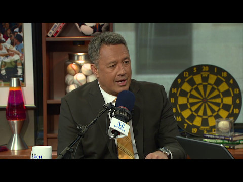 MLB Analyst Ron Darling on His Mets Jail Story - 5/8/17