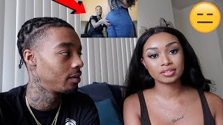 DESIREE PRESSED ME FOR COLLABING W IG MODEL... ( I LOST HER FOR GOOD!😟) + NBA 2K20 ORL EVENT VLOG