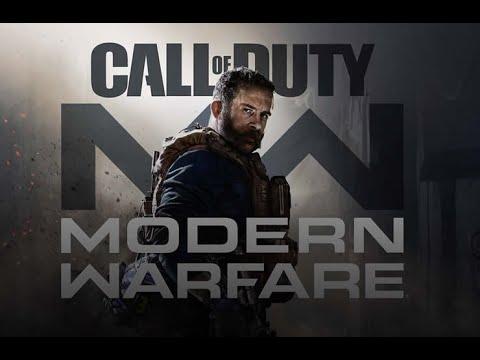 Call Of Duty Modern Warfare [FR/PC] LIVE !