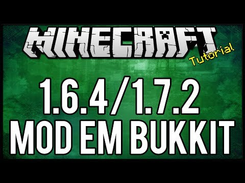 How To Mod A Bukkit Server - Minecraft vanilla server erstellen mac
